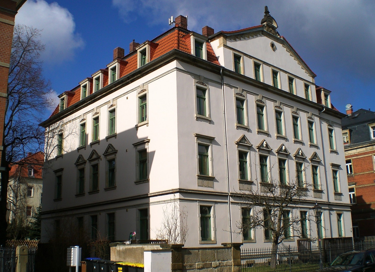 Klingenstraße 2